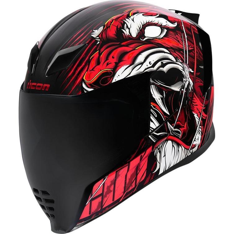 Icon Airflite Trumbull Motorcycle Helmet