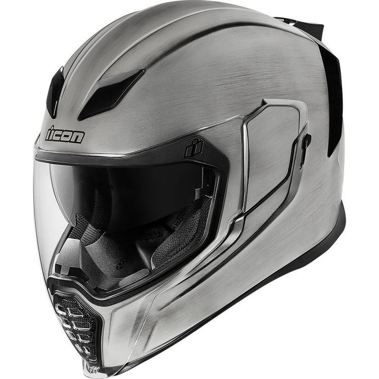 Icon Airflite Quicksilver Motorcycle Helmet