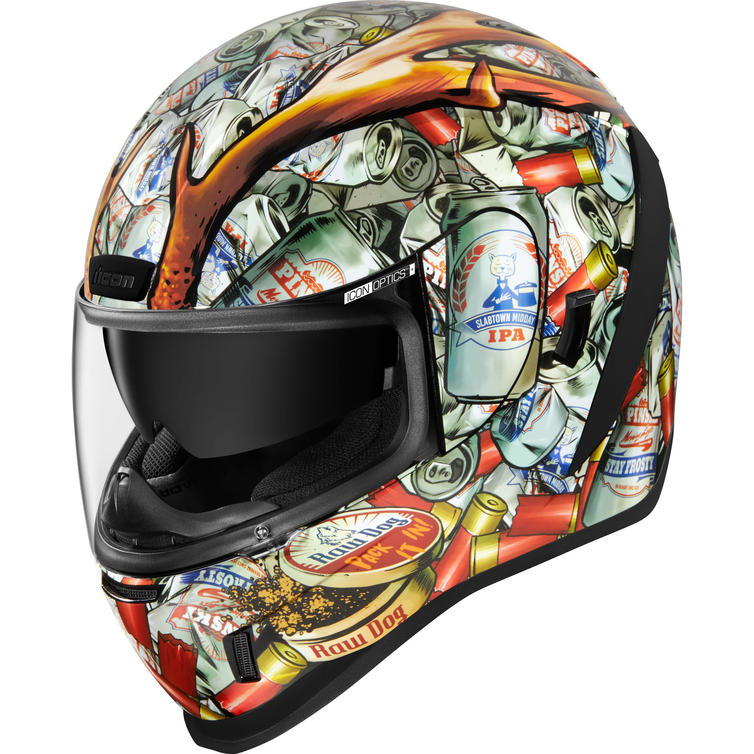 Icon Airform Buck Fever Motorcycle Helmet