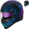 Icon Airform Chantilly Opal Motorcycle Helmet Thumbnail 2