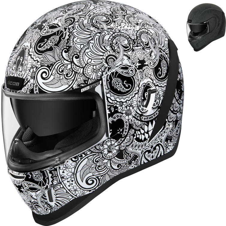 Icon Airform Chantilly Motorcycle Helmet