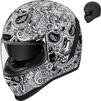 Icon Airform Chantilly Motorcycle Helmet Thumbnail 2