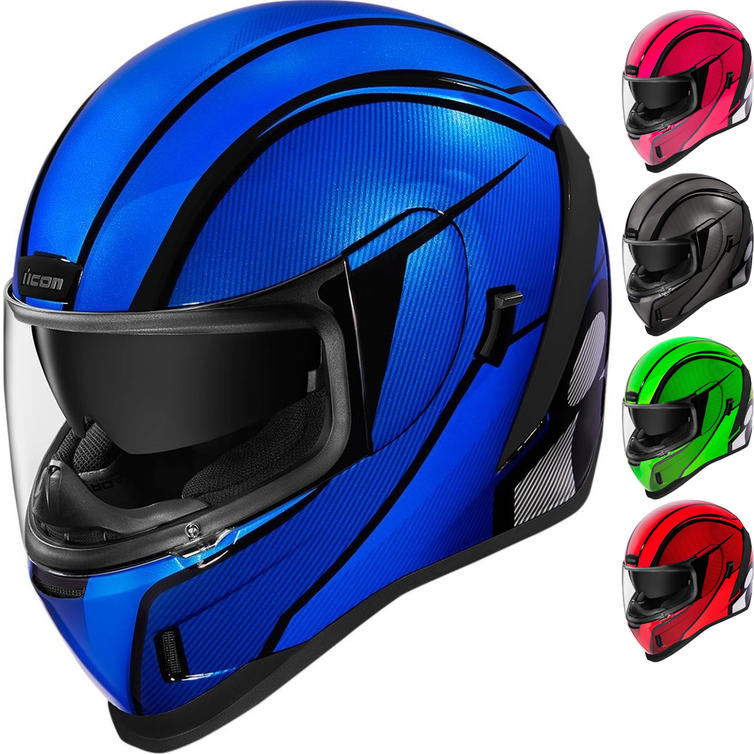 Icon Airform Conflux Motorcycle Helmet
