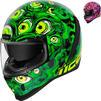 Icon Airform Illuminatus Motorcycle Helmet Thumbnail 2