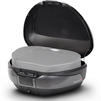 Shad SH48 Top Case 48L Dark Grey with Backrest and Carbon Cover Thumbnail 5