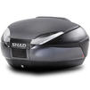 Shad SH48 Top Case 48L Dark Grey with Backrest and Carbon Cover Thumbnail 2