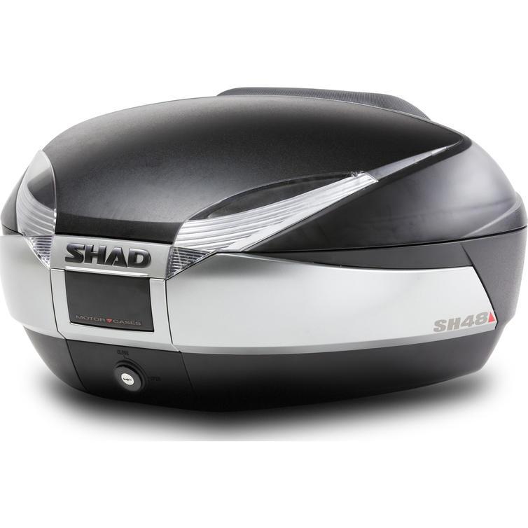 Shad SH48 Top Case 48L Titanium