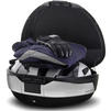 Shad SH48 Top Case 48L Titanium with Backrest and Carbon Cover Thumbnail 4