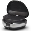 Shad SH48 Top Case 48L Titanium with Backrest and Carbon Cover Thumbnail 5