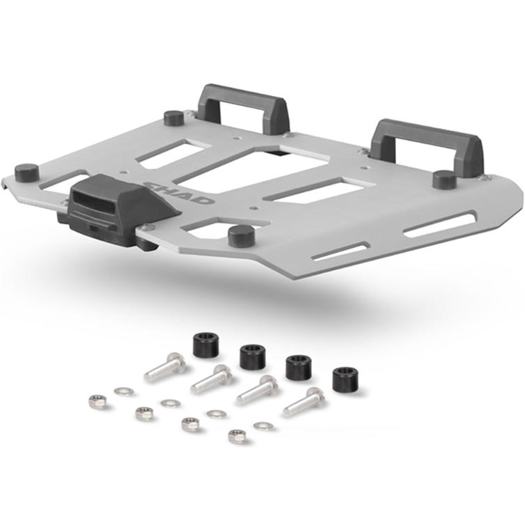 Shad Aluminium Top Case Mounting Plate