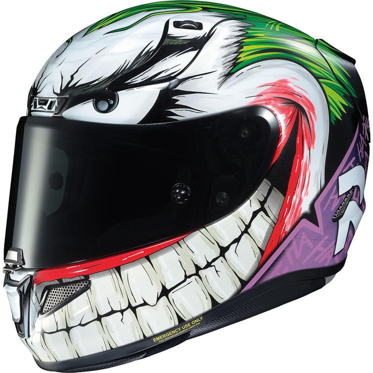 HJC RPHA 11 Joker DC Motorcycle Helmet