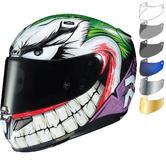HJC RPHA 11 Joker DC Motorcycle Helmet & Visor