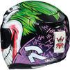 HJC RPHA 11 Joker DC Motorcycle Helmet & Visor Thumbnail 7