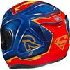 HJC RPHA 11 Superman DC Motorcycle Helmet & Visor Thumbnail 7