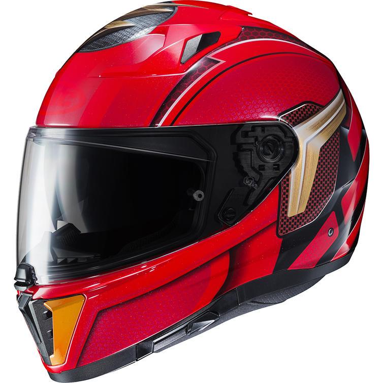 HJC i70 The Flash DC Motorcycle Helmet