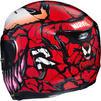 HJC RPHA 11 Carnage Marvel Motorcycle Helmet & Visor Thumbnail 7