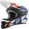 Oneal 3 Series Vision Motocross Helmet Thumbnail 3