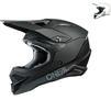 Oneal 3 Series Solid Motocross Helmet Thumbnail 1