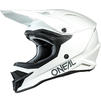 Oneal 3 Series Solid Motocross Helmet Thumbnail 4