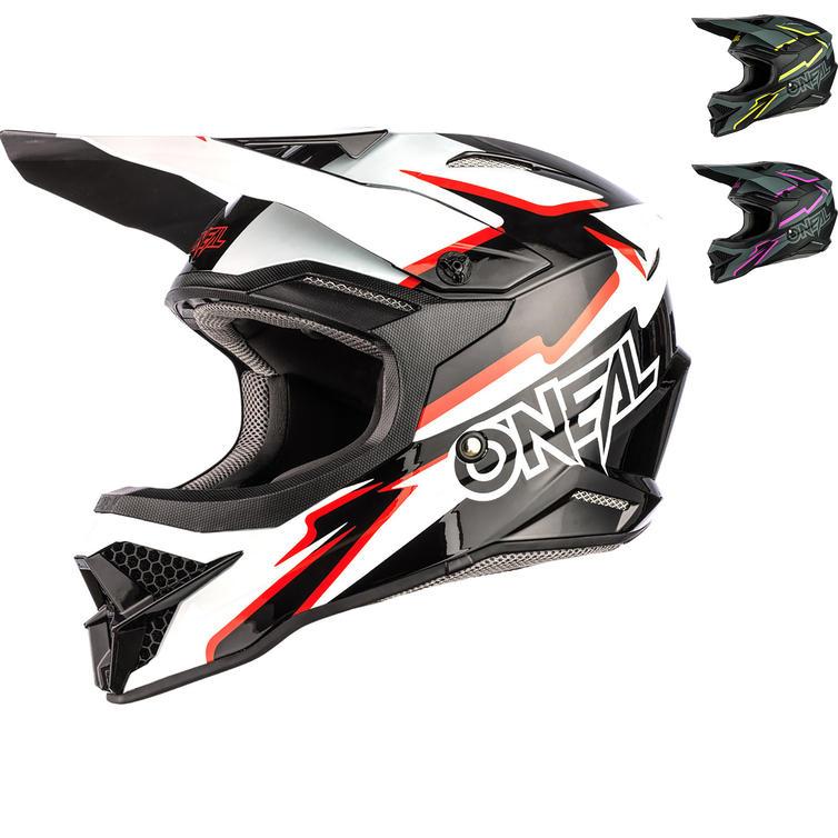 Oneal 3 Series Voltage Motocross Helmet