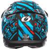 Oneal 3 Series Ride Motocross Helmet Thumbnail 7