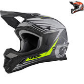 Oneal 1 Series Stream Motocross Helmet