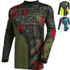 Oneal Element 2021 Ride Motocross Jersey Thumbnail 2