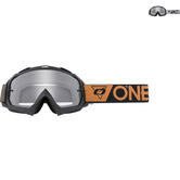 Oneal B-10 2021 Speedmetal Clear Motocross Goggles