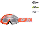 Oneal B-10 2021 Twoface Clear Motocross Goggles