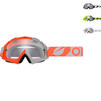 Oneal B-10 2021 Twoface Clear Motocross Goggles Thumbnail 1