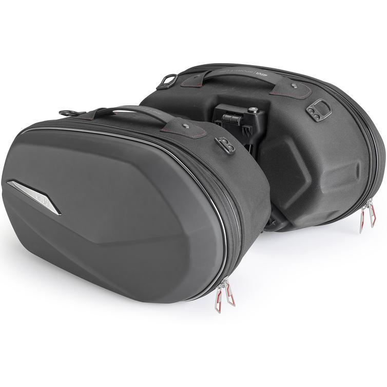 Givi Sport-T Range Easylock Panniers 25L Black (ST609)