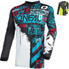 Oneal Element 2021 Ride Youth Motocross Jersey Thumbnail 2
