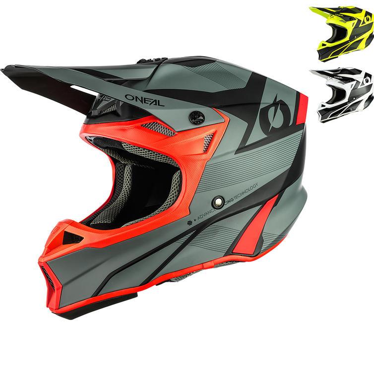Oneal 10 Series Hyperlite Compact Motocross Helmet