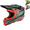 Oneal 10 Series Hyperlite Compact Motocross Helmet Thumbnail 1