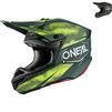 Oneal 5 Series Polyacrylite Covert Motocross Helmet Thumbnail 2
