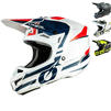 Oneal 5 Series Polyacrylite Sleek Motocross Helmet Thumbnail 2
