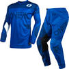 Oneal Element 2021 Racewear Motocross Jersey & Pants Blue Kit Thumbnail 3