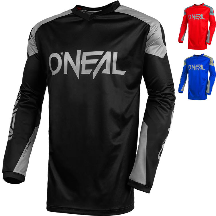 Oneal Matrix 2021 Ridewear Motocross Jersey