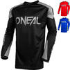 Oneal Matrix 2021 Ridewear Motocross Jersey Thumbnail 2
