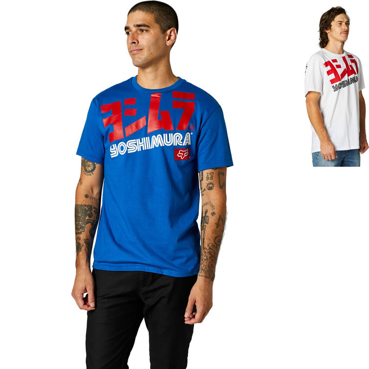 Fox Racing Yoshimura Oversized Short Sleeve T-Shirt