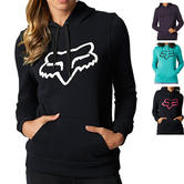 Fox Racing Boundary Ladies Pullover Fleece