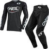 Oneal Mayhem 2021 Hexx Motocross Jersey & Pants Black Kit Thumbnail 3