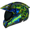 Icon Variant Pro Willy Pete Dual Sport Helmet & Visor Thumbnail 5