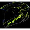 Icon Variant Pro Willy Pete Dual Sport Helmet & Visor Thumbnail 7