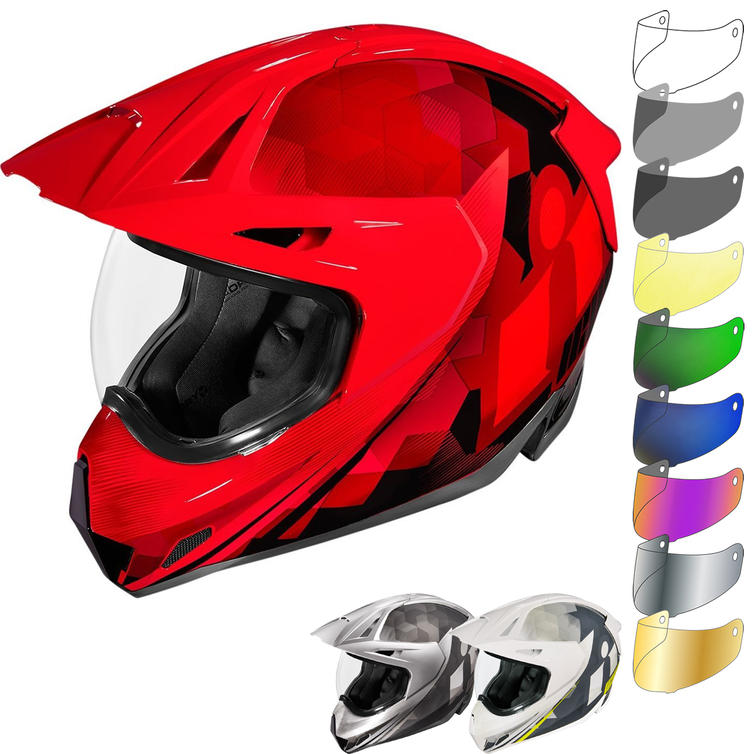 Icon Variant Pro Ascension Dual Sport Helmet & Visor