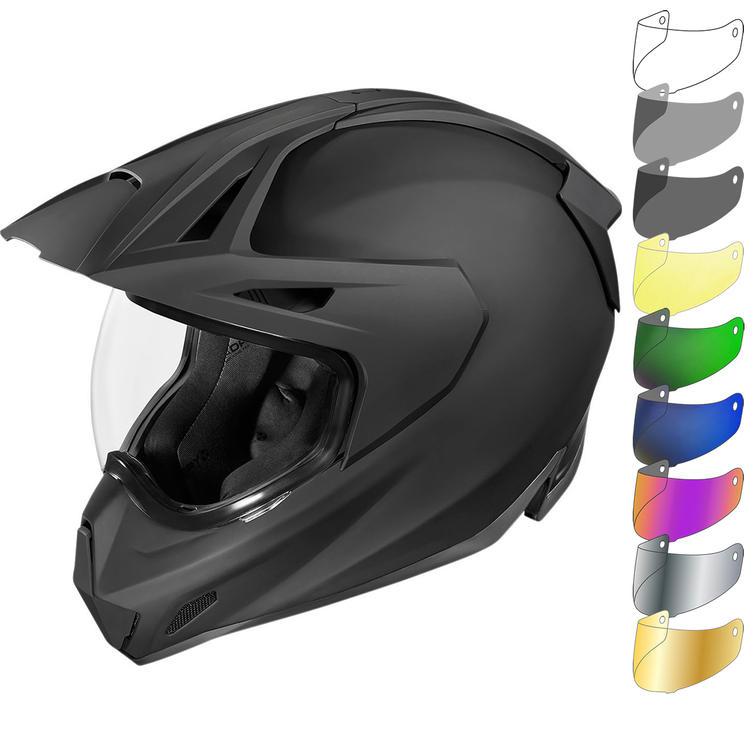 Icon Variant Pro Dual Sport Helmet & Visor