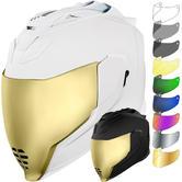 Icon Airflite Peace Keeper Motorcycle Helmet & Visor