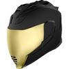 Icon Airflite Peace Keeper Motorcycle Helmet & Visor Thumbnail 5