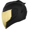Icon Airflite Peace Keeper Motorcycle Helmet & Visor Thumbnail 7
