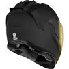 Icon Airflite Peace Keeper Motorcycle Helmet & Visor Thumbnail 9